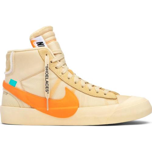 The Ten: Nike Blazer Mid Orange