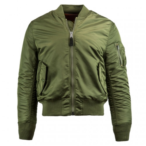 Alpha Industries MA-1 Slim Sage Green