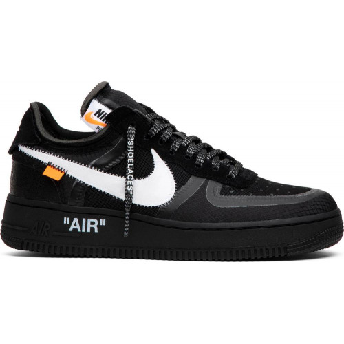 The 10: Nike Air Fore 1 Low Black
