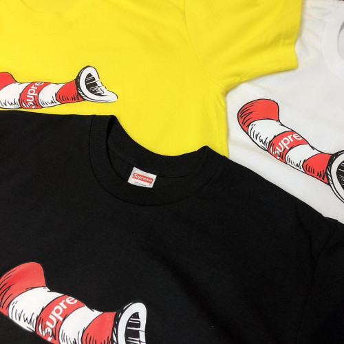 Supreme Cat In The Hat Tee