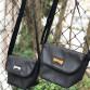 Thrasher Shoulder Bag Black