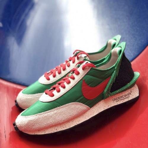 Nike Daybreak Undercover Lucky Green