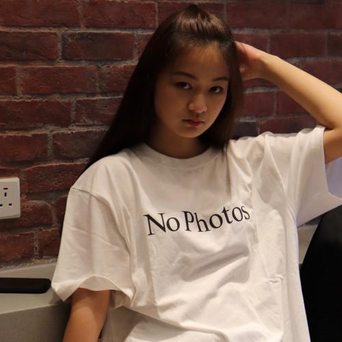 FR2 No Photo Refletor T-shirt