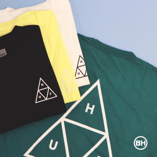 Huf Essentials TT S/S Tee