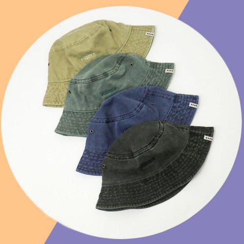 Fumble Washed Bucket Hat