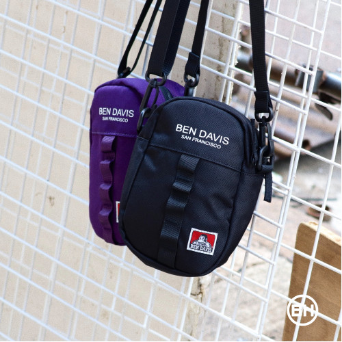 Ben Davis Tape Shoulder Bag