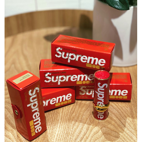 Supreme Pat McGrath Labs Lipstick