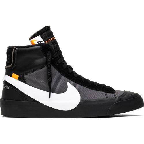 The Ten: Nike Blazer Mid Black