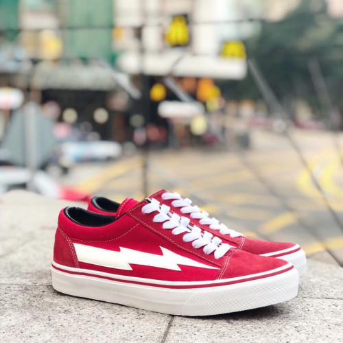Revenge x Storm Classic Red Canvas