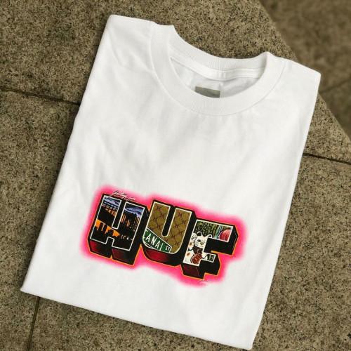 Huf Town T-shirt White