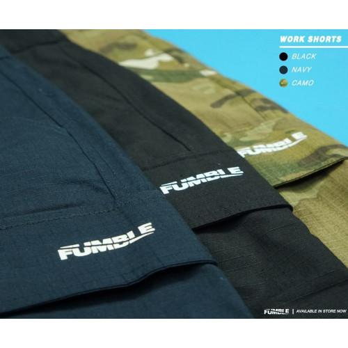 Fumble Work Shorts
