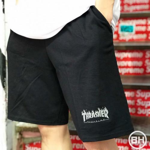 Thrasher Reflective Flame Shorts