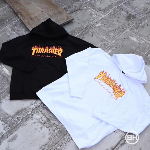 Thrasher Flame Hooded