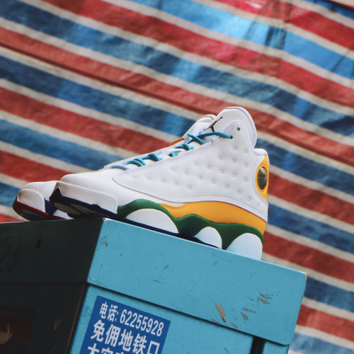 Air Jordan 13 Retro KSA (GS) Playground