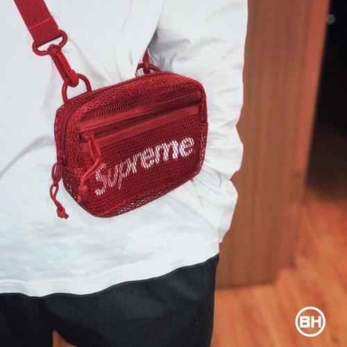 Supreme Mesh Side Bag