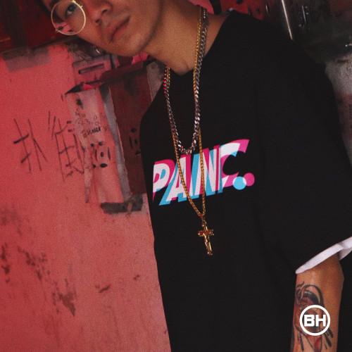 Panic Cyber Punk PANIC. Tee