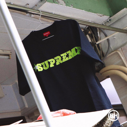 Supreme Star Logo S/S Top