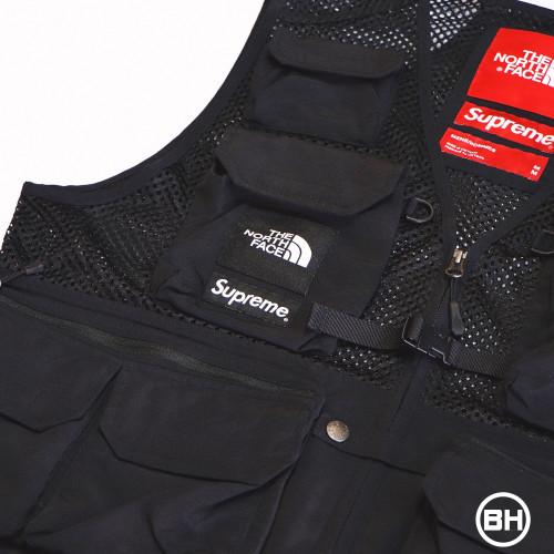 Supreme M TNF Cargo Vest