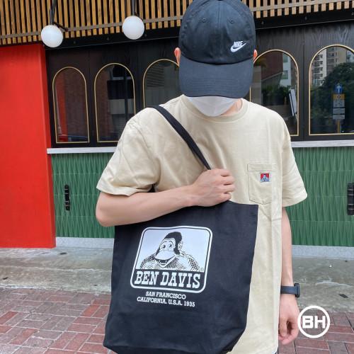 Ben Davis Tote Bag