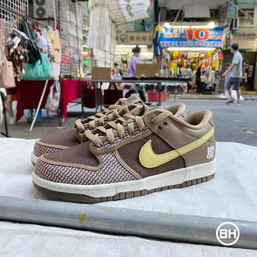 Nike Dunk Low SP UNDEFEATED
