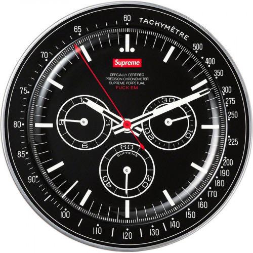 Supreme Watch Plate