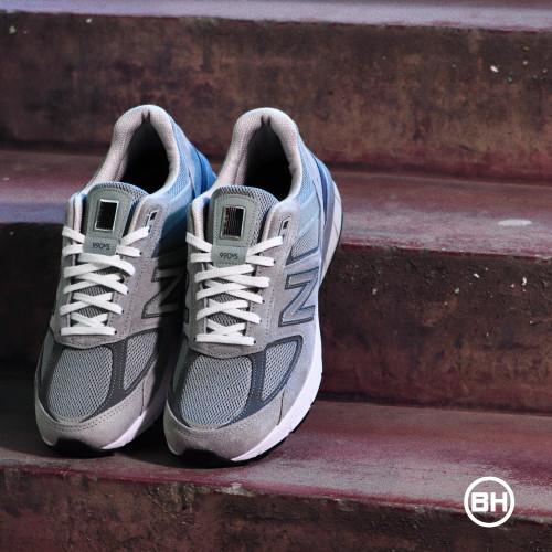 New Balance M990GL5 Grey