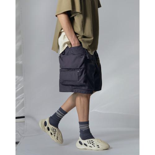 LAKH Supply Twelve Pocket Cargo Shorts