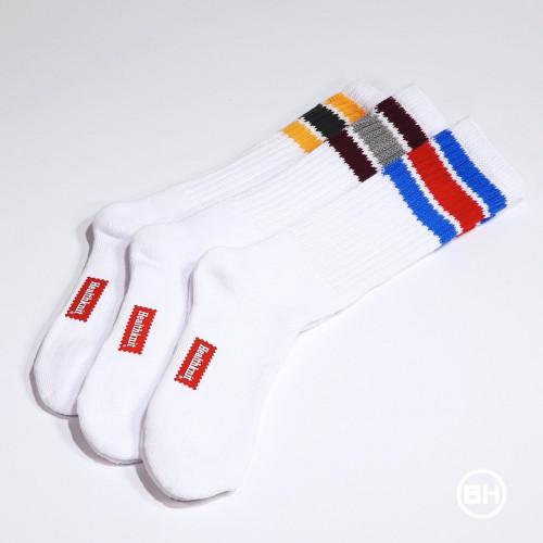 Healthknit White Socks 3packs